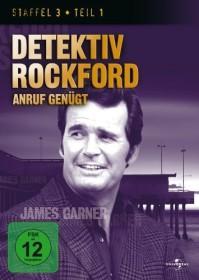 Detektiv Rockford Season 3.1 (DVD)