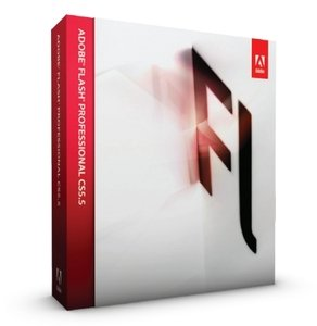 Adobe: Flash Professional CS5.5, update from CS5 (English) (MAC) (65109009)