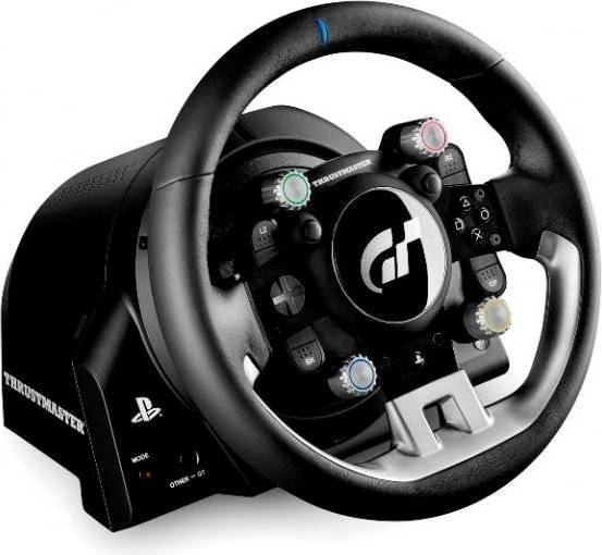 c71259fb76f Thrustmaster T-GT Racer steering wheel (PS4/PC) starting from £ 585.37  (2019) | Skinflint Price Comparison UK