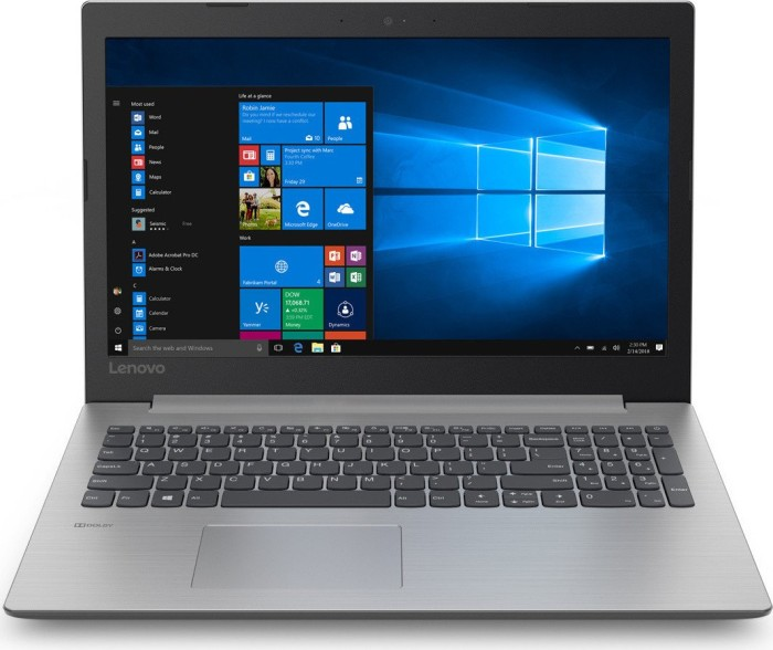 Lenovo Ideapad 330-15IKB Platinum Grey, Core i7-8550U, 8GB RAM, 1TB HDD, 128GB SSD (81DE01Y2GE)