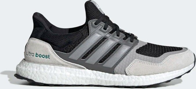 Ultraboost S&L Shoes Core Black Light Granite Grey One