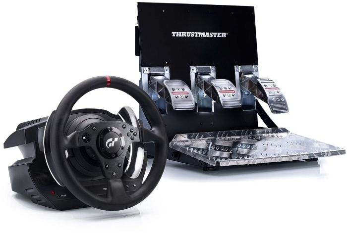 Thrustmaster T500 RS, USB (PC/PS3)