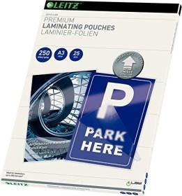 Leitz laminating film iLAM A3, 2x 250µm, shiny, 25-pack (74910000)