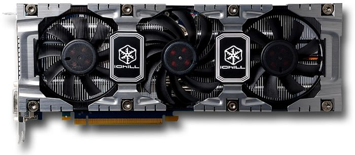 Inno3D GeForce GTX 670 iChill HerculeZ 3000, 2GB GDDR5, 2x DVI, HDMI, DisplayPort (C670-1SDN-E5DSX)