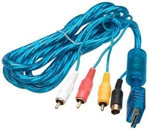 MadCatz S-AV cable (PS2)