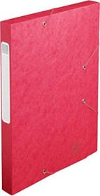 Exacompta Archivbox Cartobox A4, 25mm, red (18509H)