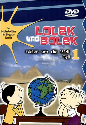 Lolek & Bolek - Auf Weltreise 1 -- via Amazon Partnerprogramm