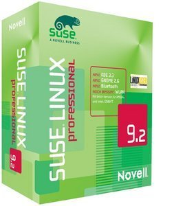 SuSE: Linux 9.2 Professional (PC) (00662644457215)