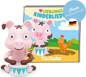 Tonies 30 Lieblings-Kinderlieder - Tierlieder (01-0156)