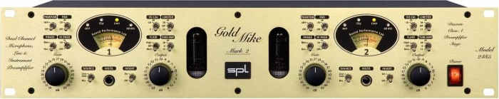 SPL GoldMike MK2 (Model 2485) -- via Amazon Partnerprogramm