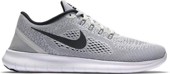 Nike Free RN whitepure platinumblack (Herren) (831508 101) ab ? 101,69