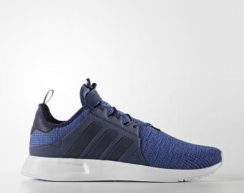 adidas  Herren Sneaker dark blue white BB2900 44