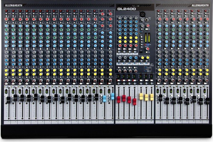 Allen&Heath GL2400-424 analog Mixer