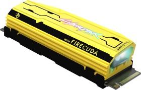 Seagate FireCuda 520 SSD 1TB, M.2, Special Edition Cyberpunk 2077 (ZP1000GM30012 / ZP1000GM3A012)