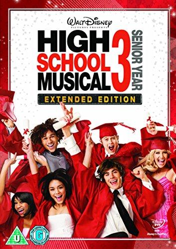 High School Musical 3 - Senior Year (UK) -- via Amazon Partnerprogramm