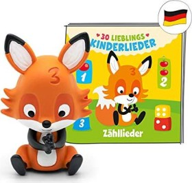 Tonies 30 Lieblings-Kinderlieder - Zähllieder (10000130)