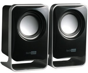 Techsolo TL-2030, 2.0 system, black