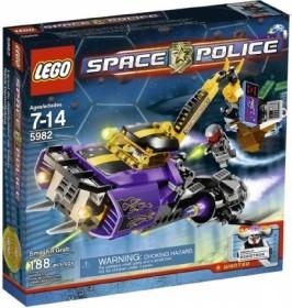LEGO Space Police - Bankraub (5982)