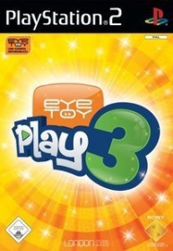 EyeToy: Play 3 (nur Software) (PS2)