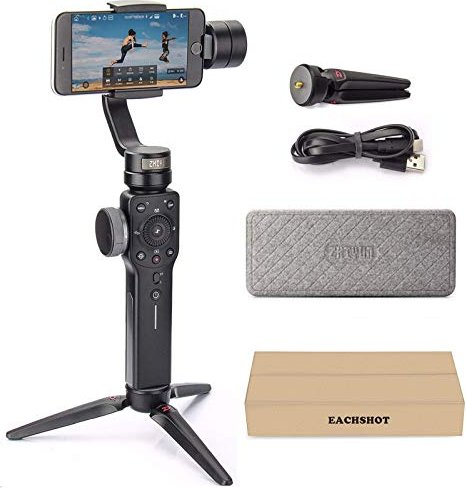 Zhiyun Smooth 4 schwarz -- via Amazon Partnerprogramm