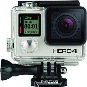GoPro HERO4 Black Edition (CHDHX-401) -- via Amazon Partnerprogramm