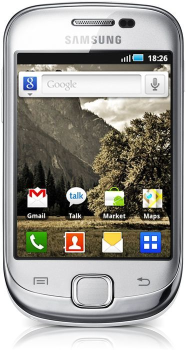 Prepaid Samsung S5670 Galaxy Fit (various operators)