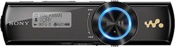 Sony NWZ-B172B black 2GB