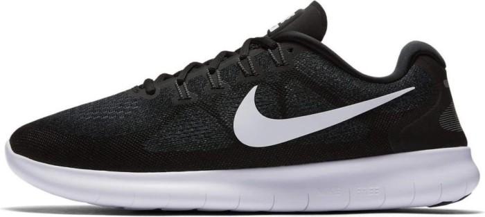 best service 0cb55 45c16 Nike Free RN 2017 black/dark grey/anthracite/white (Herren) ab € 58 ...