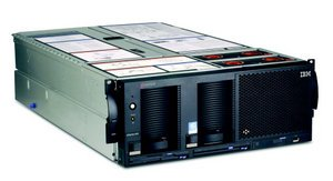IBM eServer x445 (2x Xeon MP 2.0GHz Socket 604, ECC PC2100 DDR)(K01AX/K01RX)