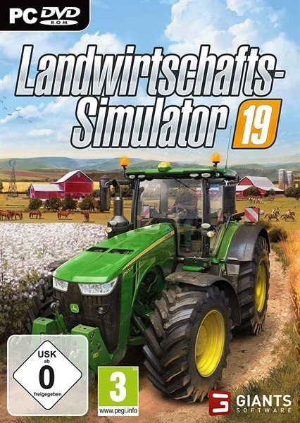 Landwirtschafts-Simulator 2019 (Download) (PC)