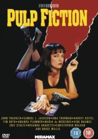 Pulp Fiction (DVD) (UK)