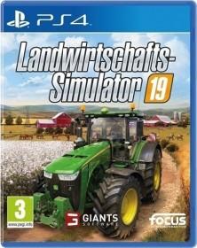 Landwirtschafts-Simulator 2019 (PS4)