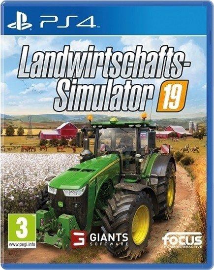 Landwirtschafts-Simulator 2019 (deutsch) (PS4)