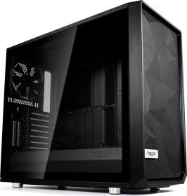 Fractal Design Meshify S2 Black TG Dark Tint, dunkles Glasfenster (FD-CA-MESH-S2-BKO-TGD)