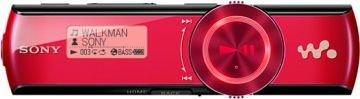 Sony NWZ-B172R red 2GB