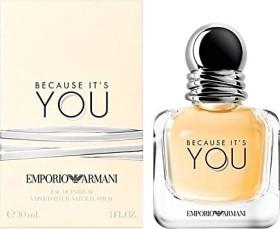 Giorgio Armani Because It's You Eau de Parfum, 30ml
