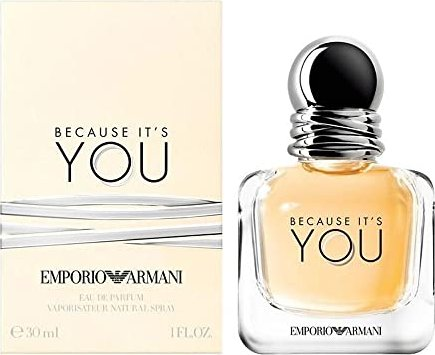 2da1f83c98 Giorgio Armani Because it's you Eau De Parfum, 30ml starting from ...