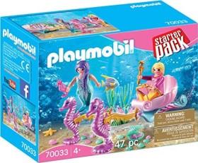 playmobil Magic - StarterSet Seepferdchenkutsche (70033)