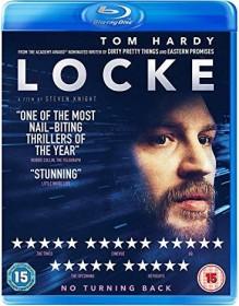 Locke (Blu-ray) (UK)