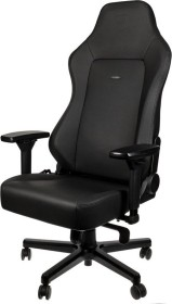 noblechairs Hero Black Edition Gamingstuhl, schwarz (NBL-HRO-PU-BED)