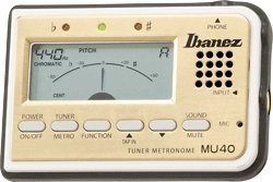 Ibanez MU40 Chromatic Tuner