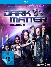 Dark Matter (Blu-ray)