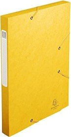 Exacompta Archivbox Cartobox A4, 25mm, gelb (18506H)