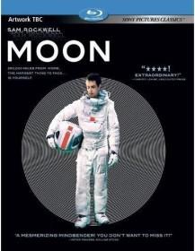Moon (Blu-ray) (UK)