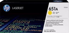 HP Toner 651A gelb (CE342A)