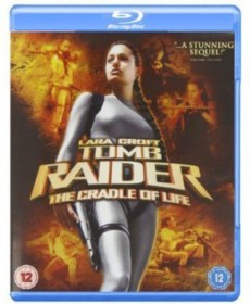 Tomb Raider 2 - The Cradle Of Life (Blu-ray) (UK)
