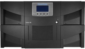 Quantum Scalar i80-Library 2x LTO-Ultrium 7, 6HE Rack, 300TB/750TB, Fibre Channel 8Gb/s (LSC18-CB7J-232G)
