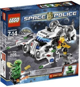 LEGO Space Police - Gold Jagd (5971)