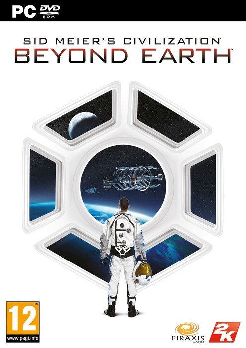 Sid Meier's Civilization Beyond Earth - Exoplanet Map Pack (Download) (Add-on) (PC)
