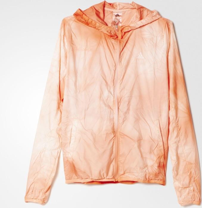 e842bd6772 adidas Run pack-Dye running jacket sun glow (ladies) (AH9957)